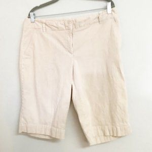 Tommy Hilfiger Women's Striped Shorts Size 14